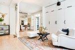 Les tableaux non seulement décoreront la chambre, mais également feront que votre monde deviendra plus moderne