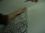 Les papiers peints à fleurs: chercher un motif idéal