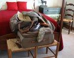 Cartaines façons pour ranger bien ses valises lorsque on prend l'avion pour la première fois